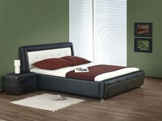 SAMANTA łóżko z drewna litego