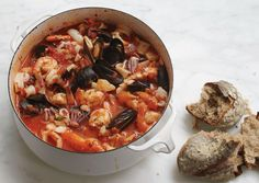 Cioppino Recipe on Pinterest | Seafood Soup, Seafood Stew and Lobster ...