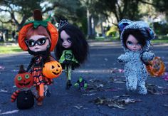 """""""Trick or Treater's""""✿⊱╮b l y t h e ❤"""
