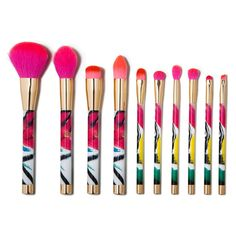 Sonia Kashuk Limited Edition - Brush Set I want this sooooo bad!