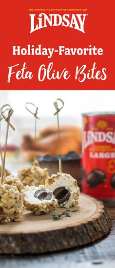 Wow holiday guests with this easy 4-ingredient appetizer.