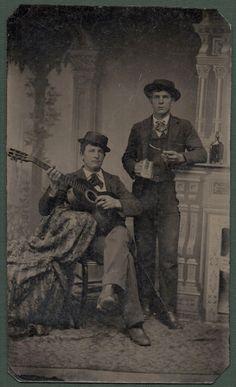 Vintage Musicians