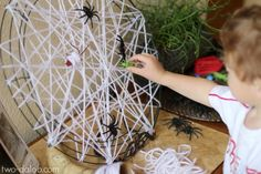 Anyone interested in spiders? Here's a blog post about some awesome spider learning!