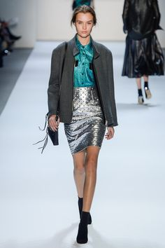 LUXE by LEX- Milly Fall 2013 - NYFW