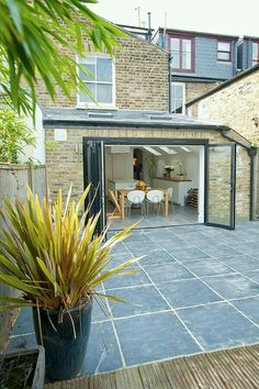 Hire interior designers and builders London for loft conversions and house extensions, such as side return kitchen extensions for Victorian terraced houses. Get an instant online quote and see how you can benefit from a side return extension. Ideal Home, House Design, House, Loft Conversion, House Extensions, House Styles, New Homes, Roof Light, Victorian Terrace