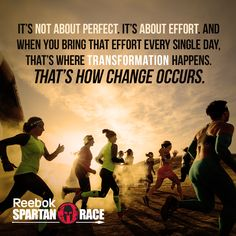 Bring the effort! #SpartanRace