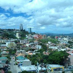 Tegucigalpa, Honduras Honduras Travel, Tegucigalpa, How To Make Notes, The Republic, Athens, Places Ive Been, Dolores Park, Spanish, Explore