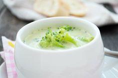 Die feine Brokkolisuppe schmeckt immer. Sie eignet sich wunderbar, um Ihre Rezeptesammlung zu erweitern.
