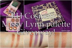Polished Polyglot: Blog post n°500 !!! BH Cosmetics Missy Lynn palette swatches, EOTD & Giveaway!!