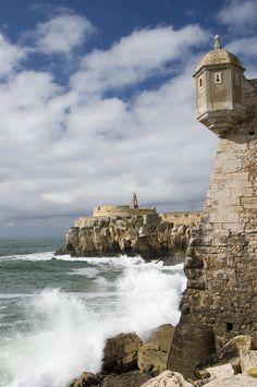 Fortress of Peniche - Peniche, Leiria-Portugal!