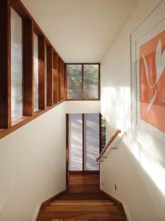 Sustainable timber house designed for modern living on Sunshine Coast