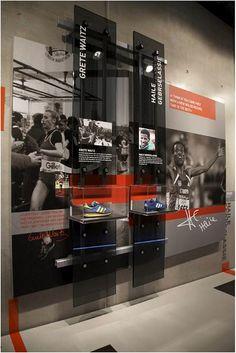 Adidas Sport History Installation