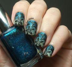 The Clockwise Nail Polish #nail #nails #nailart