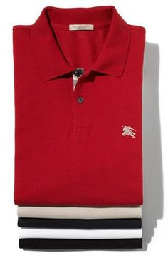 Classic polo by Burberry Brit.