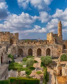 The tower of David museum in Jerusalem, Israel I Will Protect You, Isaiah 26, The Lord Is Good, David, Kingdom Of Heaven, Jerusalem Israel, Beautiful Places To Visit, Places Ive Been, The Past