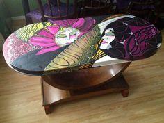 Sidetable by Leyla Salm Design by Adfabrum on Etsy, €475.00