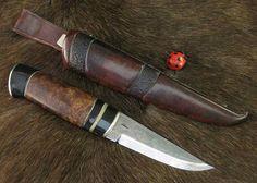 Custom handmade Scandinavian Knives by Bjarne Rasmussen | Flickr ...