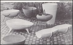 1950's Architectural Pottery | Flickr - Photo Sharing!