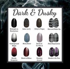 Nail Color Combos, Nail Colors, Vip Nails, Nail Selection, Street Game, Manicure Y Pedicure, Nail Art, Nail Polish Strips, Color Street Nails