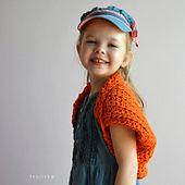 Ravelry: Quick shrug crochet pattern by Ivana Jackova