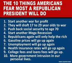 They will do exactly what they want to ensure the Rich Stay Rich, The Middle Class become Poorer and The Poor are demonized as the problem.