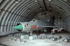 The MiG-21 Is Still a Great Fighter Jet – War Is Boring