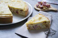 La pizza rustica è una preparazione tipica campana del periodo di Pasqua. Una specialità, la cui base dolce ed il ripieno salato, la rende irresistibile!