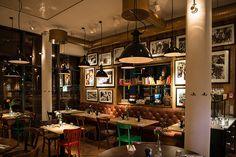 Francisco Segarra. Ideas para decorar bares y restaurantes.