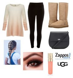 """""""The Icon Perfected: UGG Classic II Contest Entry"""" by unicorn3294 ❤ liked on Polyvore featuring Joie, River Island, UGG, Smith & Cult, Kate Spade, ugg and contestentry"""