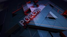 Huge project for the new channel Russia HD. Took part, reconcept Andrey Serkin's idea. Motion Graphics, Multimedia, Russia, Animation, Tv, Blue, Design, Blue Prints, Television Set