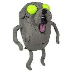 """High Quality and Detailed Plush Brand New with official tags Perfect for any Adventure Time fan Size: Approx. 7"""" Tall"""