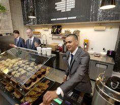 Sam James coffee shop baristas give Casual Fridays a jolt #fashion