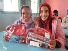 """Trophée Roses de Sables 2015 : focus sur l'association """"Enfants du Désert"""" - Journal des Femmes"""