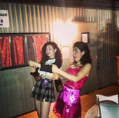 Charli XCX and Marina and The Diamonds 2013 Shraddha Kapoor, Priyanka Chopra, Ranbir Kapoor, Deepika Padukone, Marina And The Diamonds, Charli Xcx, Emo Princess, Jonathan Scott, Lorde