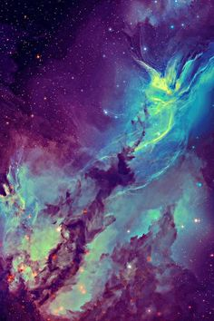 #space #cosmic #planets #cosmos #galaxy #colors #beautiful #magic #stars #glitter