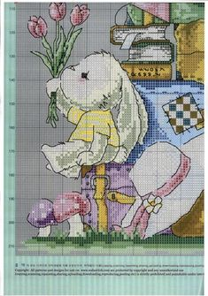 Cute Cross Stitch, Cross Stitch Animals, Cross Stitch Patterns, Stitch Doll, I Am Awesome, Comics, Charts, Soap, Couture