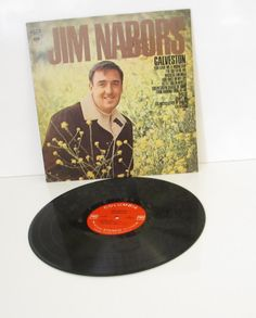 Jim Nabors Galveston Vinyl LP Record by SandyLeesAttic on Etsy, $4.95