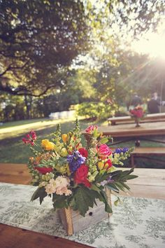 Centerpieces We Love Wedding Reception Photos on WeddingWire