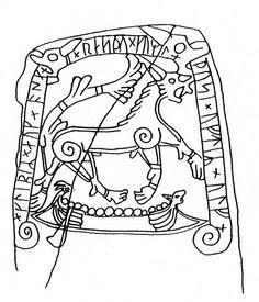 Mammen style viking