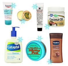 winter skin essentials   www.prettyplainjanes.com