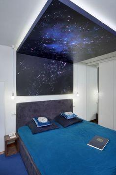 Znalezione obrazy dla zapytania sufity w sypialni