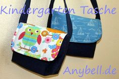 Hello dear ones, today I have a wonderful tutorial for you! Kids Corner, Girls Bags, Messenger Bag, Diaper Bag, Sewing, Handmade, Crafts, Hello Dear, Petra