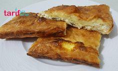 Üç Peynirli Börek