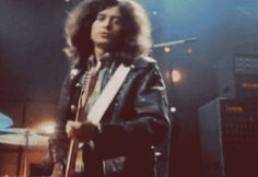 He was badass then… | 29 Reasons Jimmy Page Is The Most Badass Person Alive