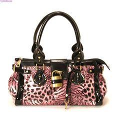 Leopard-Handbag