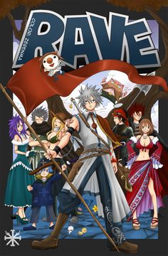 Rave Master by Zerenma