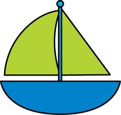 cartoon boats images free sailboat clip art image cute little rh pinterest com free sailboat clip art downloads free clipart boats and ships
