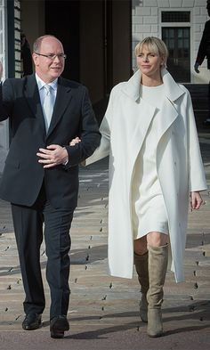 Princess Charlene's most stylish moments - Foto 1
