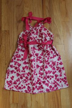 Little Girls Summer Dress