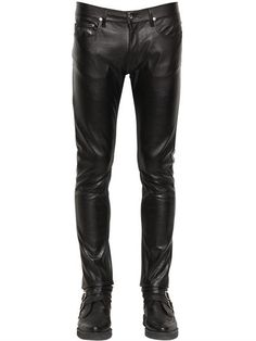 16cm Joey Faux Leather Pants